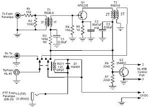 The Tokyo Hy Power HL 45B Solution HPSDRwiki